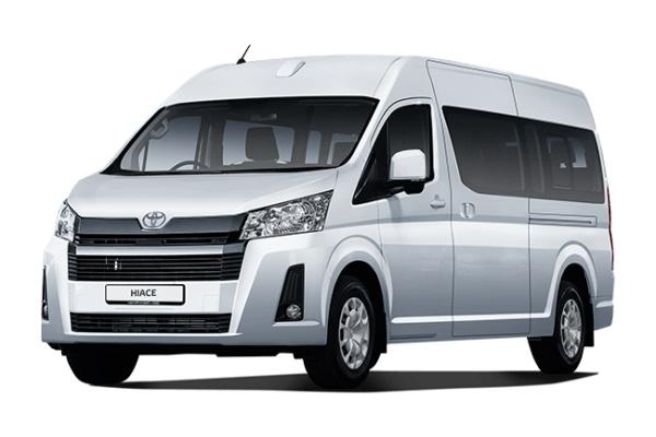 Toyota Hiace VI (H300) Bus