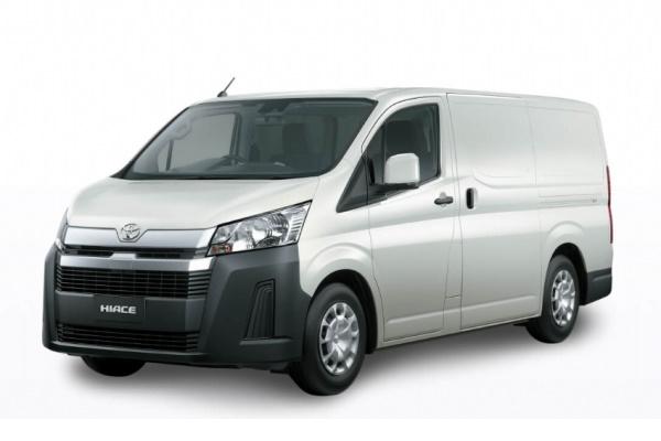 Toyota Hiace VI (H300) Van