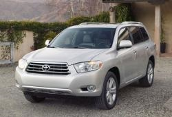 Toyota Highlander II (U40) Closed Off-Road Vehicle