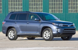 Toyota Highlander II (U40) Restyling Closed Off-Road Vehicle