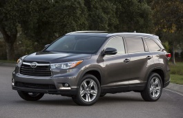 Toyota Highlander III (U50) Closed Off-Road Vehicle
