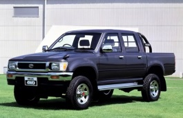 Toyota Hilux V Pickup Double Cab