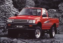 Toyota Hilux V Pickup Single Cab