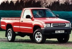 Toyota Hilux VI Pickup Single Cab