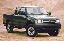 Toyota Hilux VI Pickup Extra Cab