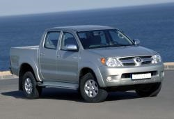Toyota Hilux wheels and tires specs icon