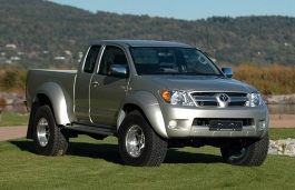 Toyota Hilux VII Pickup Extra Cab