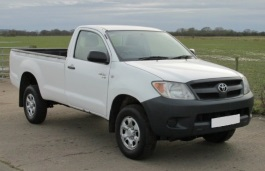 Toyota Hilux VII Pickup Single Cab