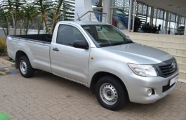 Toyota Hilux VII Restyling Pickup Single Cab