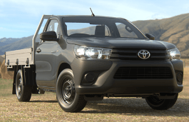 Toyota Hilux Specs Of Wheel Sizes Tires Pcd Offset