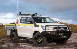 Toyota Hilux VIII Chassis cab