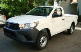 Toyota Hilux VIII Pickup Single Cab