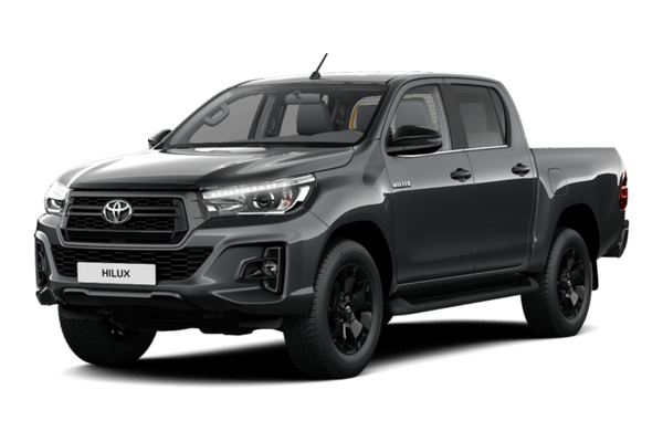 Toyota Hilux VIII Pickup Double Cab
