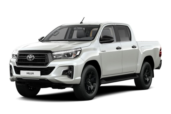 丰田 海拉克斯 VIII Facelift Pickup Double Cab