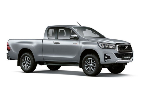 Toyota Hilux VIII Facelift Pickup Extra Cab
