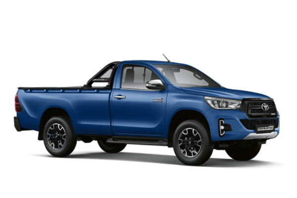 Toyota Hilux VIII Facelift Pickup Single Cab