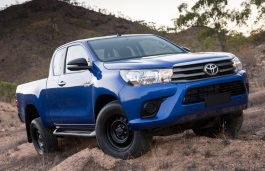 Toyota Hilux Revo Pickup Extended Cab