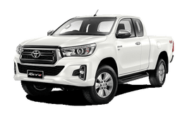 Toyota Hilux Revo Facelift Pickup Smart Cab