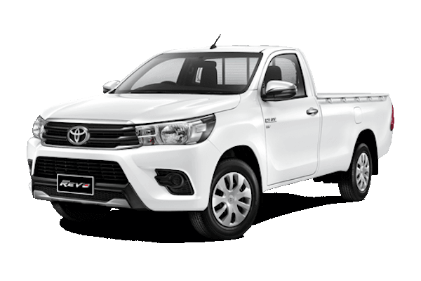 丰田 Hilux Revo Facelift Pickup Single Cab