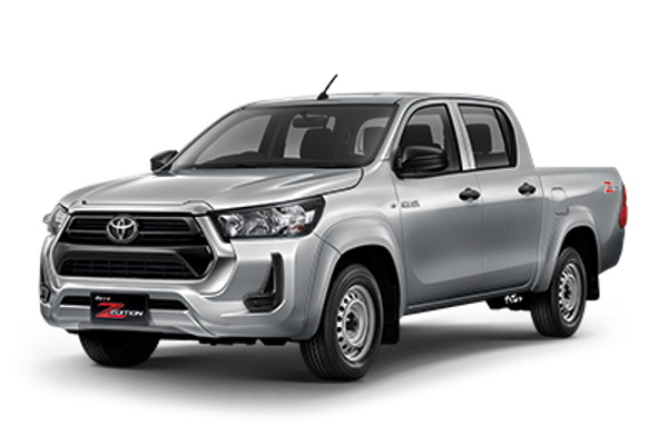 丰田 Hilux Revo Facelift Pickup Double Cab
