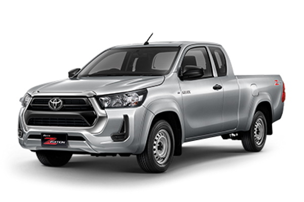 Toyota Hilux Revo Facelift Pickup Extended Cab