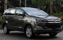 Toyota Innova Crysta wheels and tires specs icon