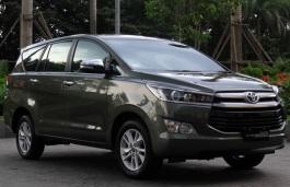 Toyota Innova Crysta MPV