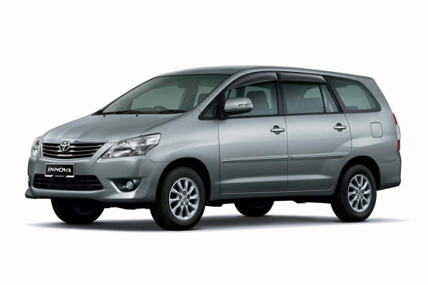 Toyota Kijang Innova wheels and tires specs icon