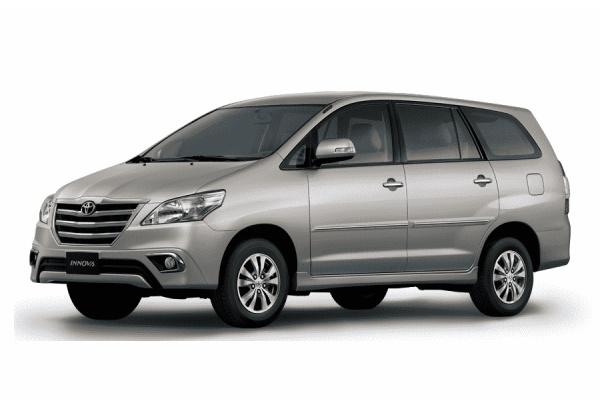 Toyota Kijang Innova wheels and tires specs icon