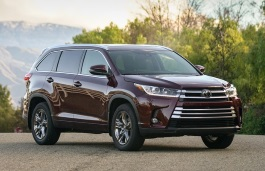 Toyota Kluger III (XU50) Restyling SUV