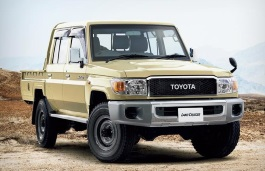 Toyota Land Cruiser 70 Series Pickup
