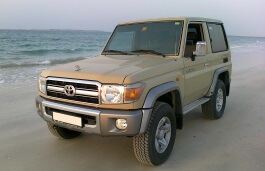 Toyota Land Cruiser - Specs of wheel sizes, tires, PCD, Offset and