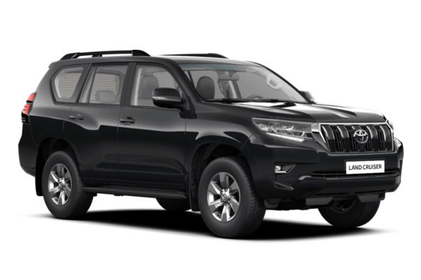 Toyota Land Cruiser 150 Series Restyling SUV
