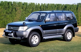 Toyota Land Cruiser Prado 90 Series SUV