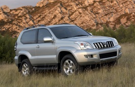 Toyota Land Cruiser Prado 120 Series SUV