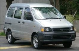 Toyota Lite Ace V MPV