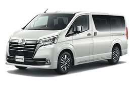 トヨタ Majesty H300 MPV