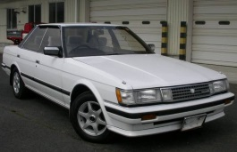 Toyota Mark II V (X70) Saloon