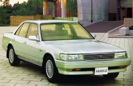 Toyota Mark II VI (X80) Saloon