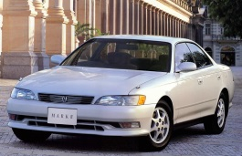 Toyota Mark II wheels and tires specs icon