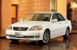 Toyota Mark II IX (X110) Restyling Saloon