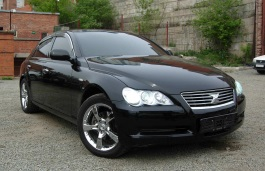 Toyota Mark X I Saloon