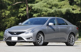 Toyota Mark X II Restyling Saloon