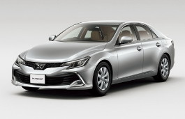 Toyota Mark X II Restyling Berline