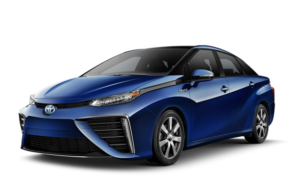 Toyota Mirai wheels and tires specs icon