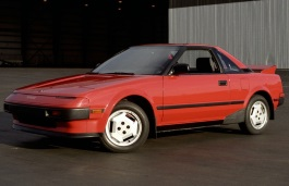 Toyota MR2 I (W10) Coupe