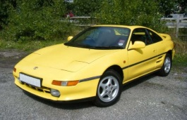Toyota MR2 II (W20) Coupe