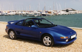 Toyota MR2 II (W20) T-top