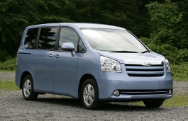 Toyota Noah wheels and tires specs icon