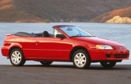 Toyota Paseo II (EL54C) Convertible